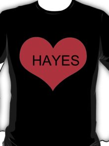 HAYES GRIER T-Shirt