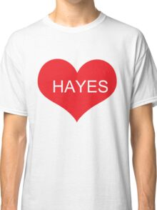 HAYES GRIER Classic T-Shirt