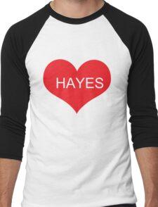 HAYES GRIER Men's Baseball ¾ T-Shirt