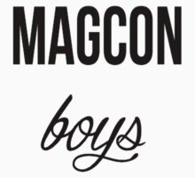 MAGCON BOYS by CharliesF