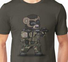 FOO-BEAR (Tan) Unisex T-Shirt