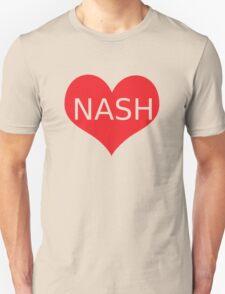 NASH GRIER Unisex T-Shirt