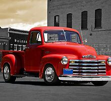 1953 Chevrolet Pick Up Truck by DaveKoontz