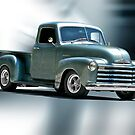 1953 Chevrolet Pick Up 'Studio' by DaveKoontz