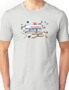 The Incredible Machine TIM Pixel Style - Retro DOS game fan shirt Unisex T-Shirt
