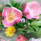 ~ I dreamed I had a spring bouquet ~ by Nadya Johnson