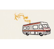 Breaking Bad - Crystal Ship Photographic Print