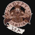 Hoppy Vampire IPA - Chocolate Stout Edition by FunButtonPress