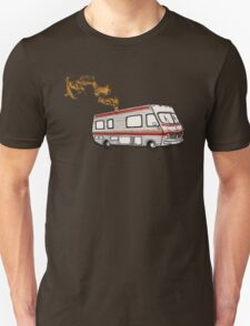 Breaking Bad - Crystal Ship T-Shirt