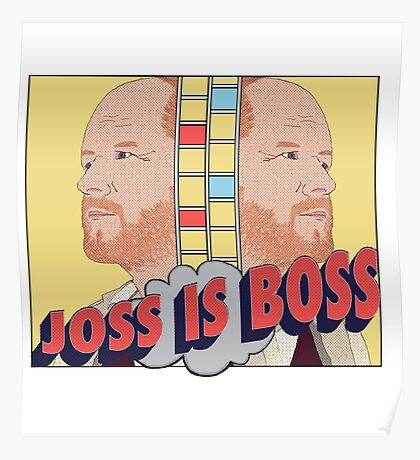 Joss is Boss  Poster