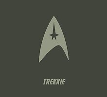 Trekkie Phone Case by eheu