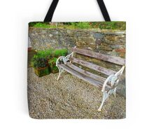 The Weathered Seat Tote Bag