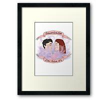Amortentia Framed Print