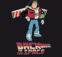 Buzz to the future iPad by EdWoody