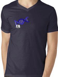 Out of Order Gene Mens V-Neck T-Shirt