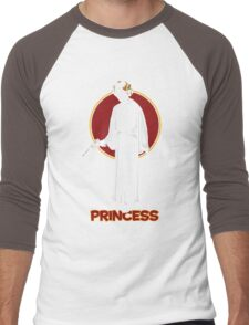 Tracy Princess Men's Baseball ¾ T-Shirt