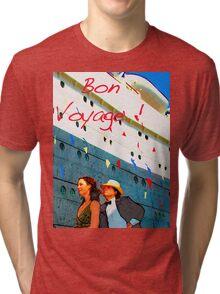 Bon Voyage Tri-blend T-Shirt