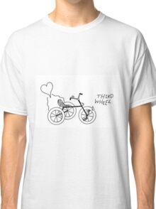 Third Wheel Classic T-Shirt