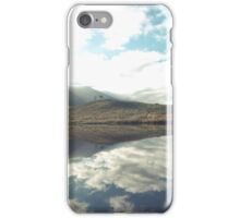 Sunny afternoon at a lake iPhone Case/Skin