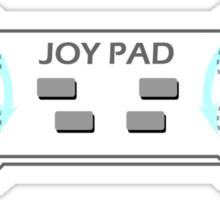 Joy Pad, Boob Controller Sticker