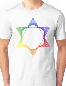 Spectral Star Unisex T-Shirt