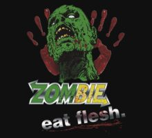 Zombie Eat Flesh by MGraphics