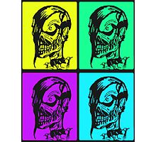 Misfits Pop Art Photographic Print