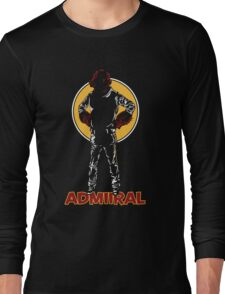 Tracy Admiral Long Sleeve T-Shirt