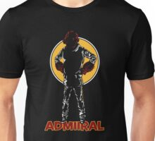 Tracy Admiral Unisex T-Shirt