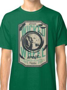 Wicked Wheel Weiß | FFXIV Classic T-Shirt