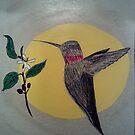 HUMMING BIRD by Lee Modrok