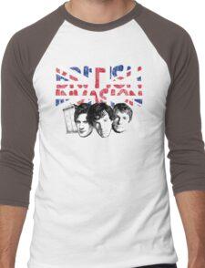 British Invasion Men's Baseball ¾ T-Shirt
