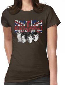 British Invasion Womens Fitted T-Shirt