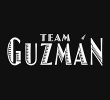 Team Guzman, wht by Wellington Guzman
