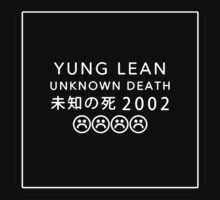 Yung Lean Unkown Death by pristinepeople