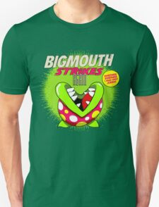 The Smiths 8-bit Project - Bigmouth Strikes Again T-Shirt