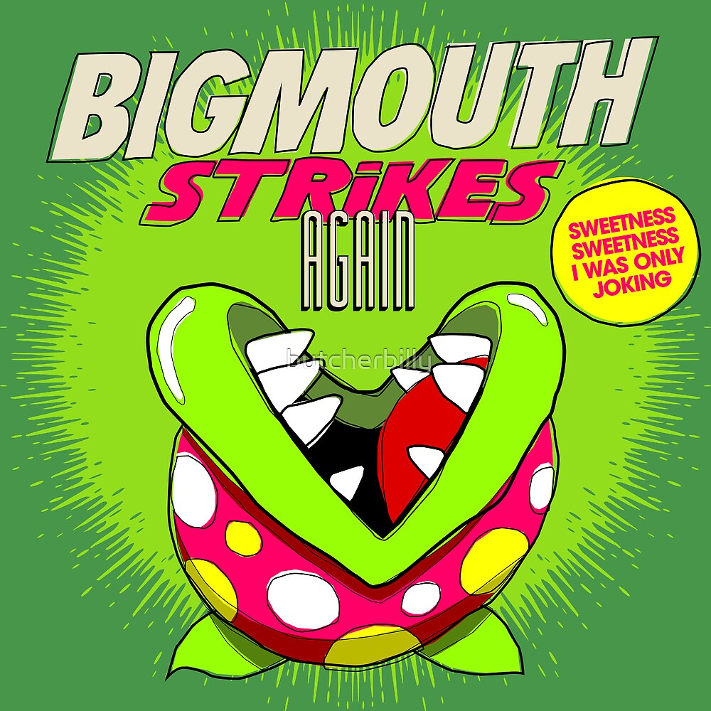 The Smiths 8-bit Project - Bigmouth Strikes Again by butcherbilly