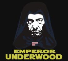 """Natural Evolution"" - Emperor Underwood by TeeHut"