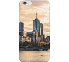 Yarra River 8am iPhone Case/Skin