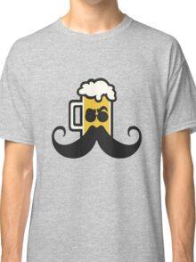 Beer Mustache Classic T-Shirt