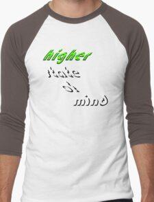 Higher State Of Mind Men's Baseball ¾ T-Shirt
