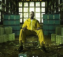 Breaking Bad poster  by flameblites