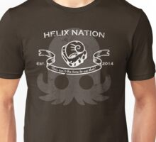Helix Fossil Nation Unisex T-Shirt