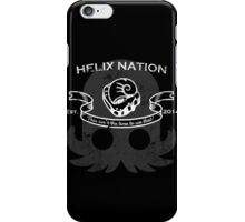 Helix Fossil Nation iPhone Case/Skin