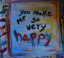 you make me so very happy by songsforseba