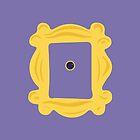 Monica's Door – Friends, Frame, Rachel by fandemonium