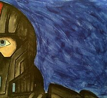 Shepard Mass Effect Tribute by caitydittman