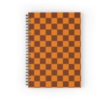 Green Hill Zone Pattern Spiral Notebook