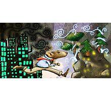 Rat Race Escape Photographic Print