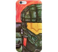 Master Chief Halo Tribute iPhone Case/Skin